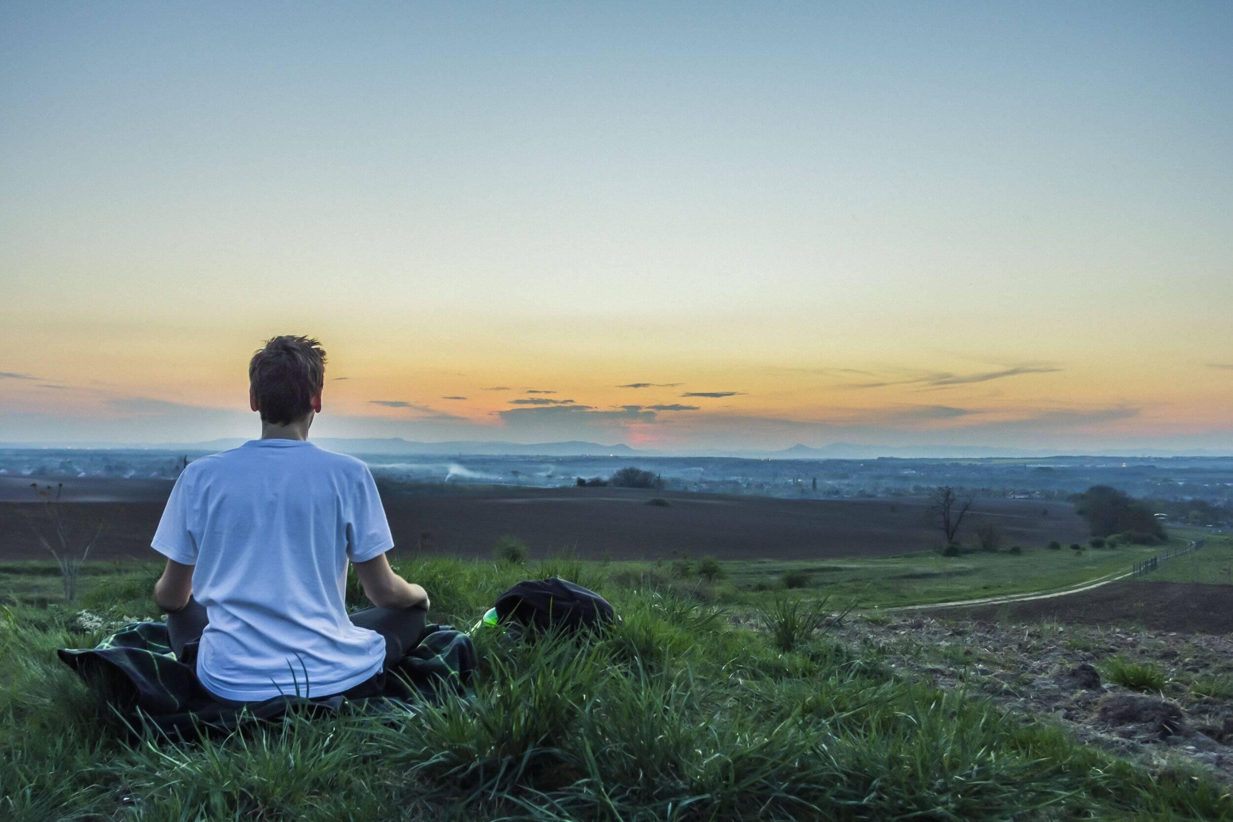 תרגילי מדיטציה להרגעה