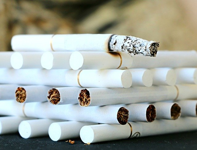 גמילה מעישון לבד