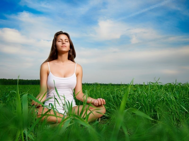 מדיטציה להרגעה