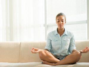 מדיטציה לפני השינה